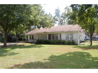 Shreveport LA Single Family Home For Sale: $97,500