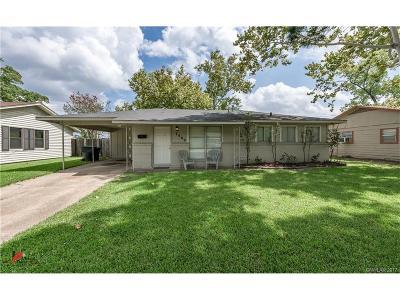 Shreveport Single Family Home For Sale: 7409 W. Canal Boulevard
