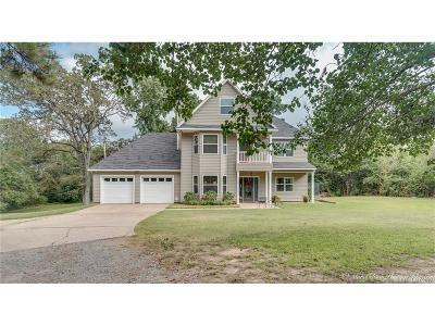 Stonewall Single Family Home For Sale: 714 Stonewall Preston Road