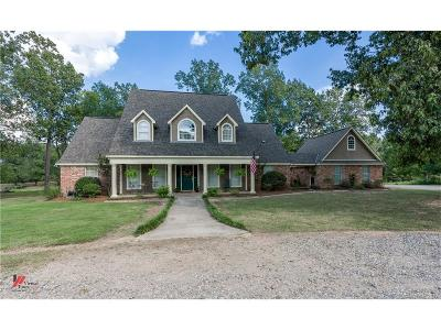 Keithville Single Family Home For Sale: 13399 Four Forks Road