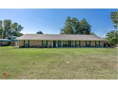 Benton Single Family Home For Sale: 357 Linton Bellevue Road