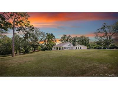 Shreveport Single Family Home For Sale: 3025 Old Mooringsport Road