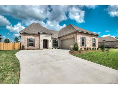 Shreveport Single Family Home For Sale: 270 Acadiana Creek Drive