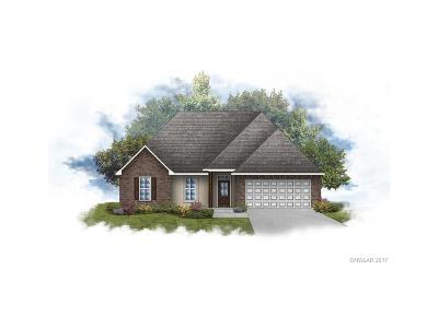 Bossier City Single Family Home For Sale: 1102 Eli-Conner Drive
