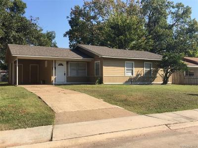 Bossier City Single Family Home For Sale: 2611 Northside Drive