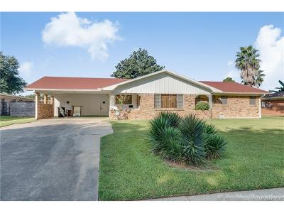Bossier City Single Family Home For Sale: 2415 N Waverly Drive