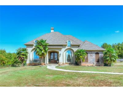 Benton Single Family Home For Sale: 1208 Big Pine Key Lane