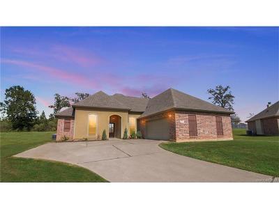 Shreveport Single Family Home For Sale: 4951 Par