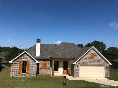 Shreveport Single Family Home For Sale: 3540 Lakeside Drive