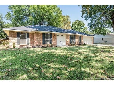 Bossier City Single Family Home For Sale: 108 Lancashire Drive