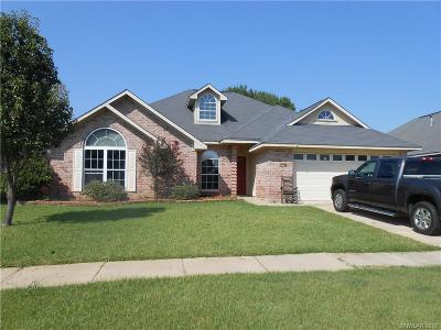 Bossier City Single Family Home For Sale: 4924 General Polk Drive