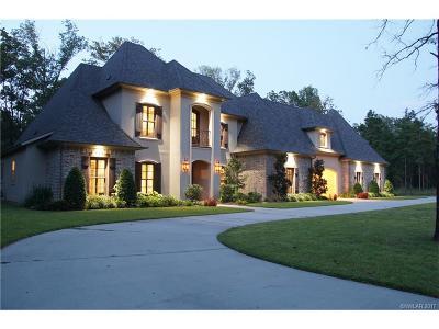 Shreveport Single Family Home For Sale: 1032 Lochinvar Lane