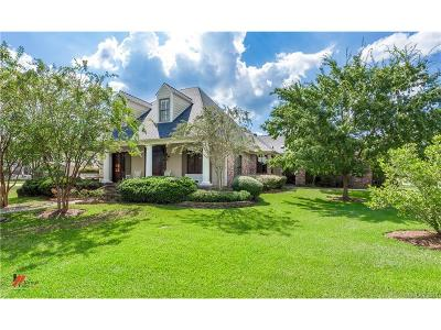 Shreveport Single Family Home For Sale: 11044 Gabriels Path
