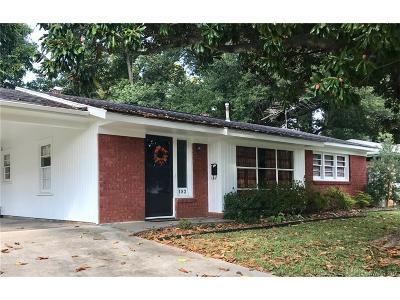 Broadmoor Terrace, Broadmoor Terrance Single Family Home For Sale: 182 Carroll Street