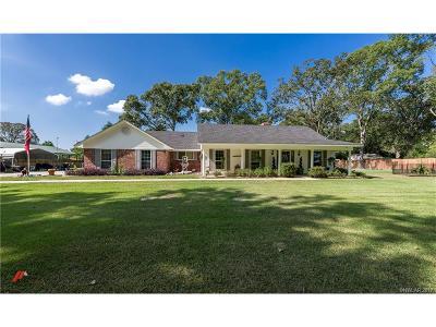 Benton Single Family Home For Sale: 221 Duval Street