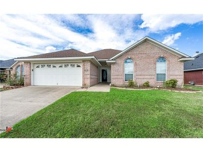 Bossier City Single Family Home For Sale: 6013 Rosemead