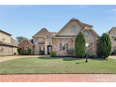 Bossier City Single Family Home For Sale: 742 Dumaine Drive