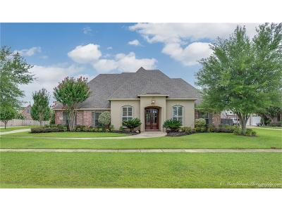 Bossier City Single Family Home For Sale: 509 Fall Winds