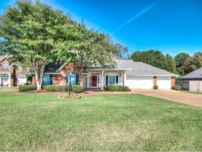 Benton Single Family Home For Sale: 410 Country Club Drive