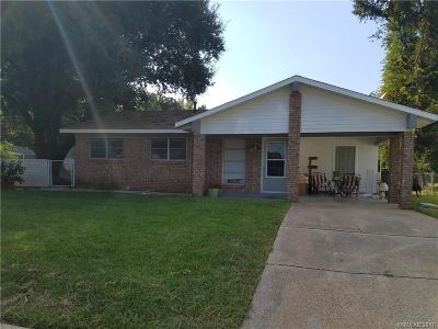 Bossier City Single Family Home For Sale: 1503 Teekell Street