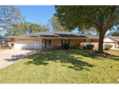 Shreveport Single Family Home For Sale: 10007 Cristincoates Court