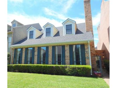 Shreveport Condo/Townhouse For Sale: 38 Tealwood