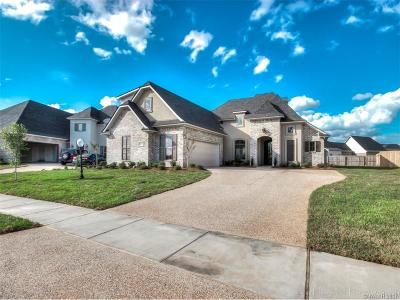 Bossier City Single Family Home For Sale: 647 Dumaine Drive