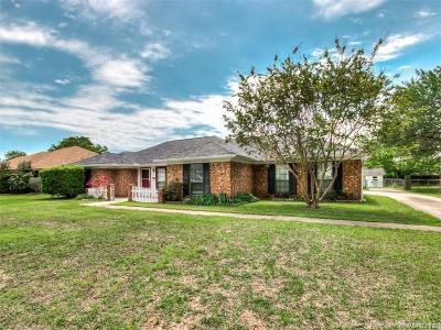 Benton Single Family Home For Sale: 4405 Parkridge Drive