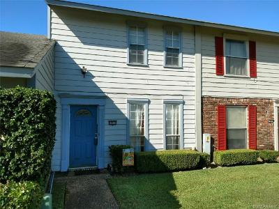 Shreveport Condo/Townhouse For Sale: 10113 Lomita Drive
