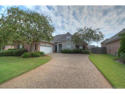 Bossier City Single Family Home For Sale: 320 Briars Court