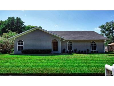 University Terrace, University Terrace South, University Terrace, Unit #4 Single Family Home For Sale: 7500 Camelback Drive