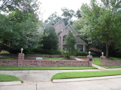 Bossier City Single Family Home For Sale: 23 Wilshire Drive