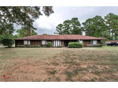 Haughton Single Family Home For Sale: 112 Country Lane