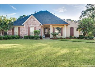 Chasewood South Single Family Home For Sale: 9840 S Chase Circle