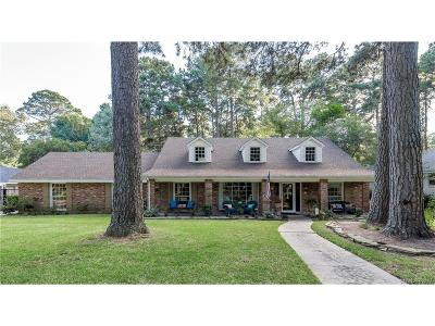 Spring Lake Estates Single Family Home For Sale: 8316 Suffolk Drive