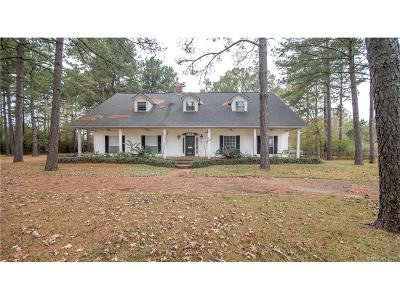 Keithville Single Family Home For Sale: 3707 Royale Place