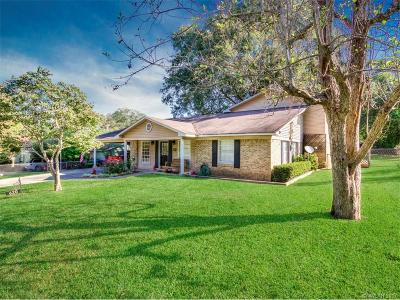 Minden Single Family Home For Sale: 620 Fort Avenue