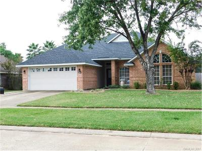 Bossier City Single Family Home For Sale: 5770 Bayou Drive