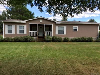 Haughton Single Family Home For Sale: 5536 Highway 157