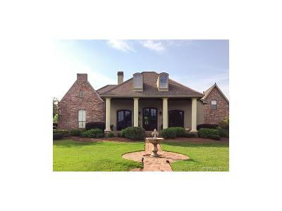 Minden Single Family Home For Sale: 515 Garrison Trail