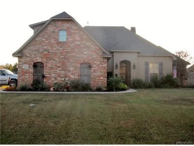 Benton Single Family Home For Sale: 3934 Le Brooke Lane