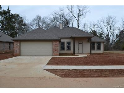 Haughton Single Family Home For Sale: 511 Big Red Circle