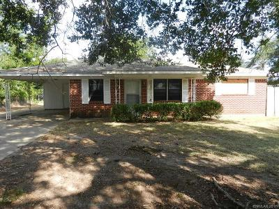 Single Family Home For Sale: 113 General Lee Drive