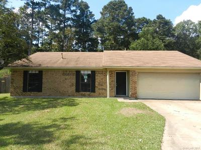 Single Family Home For Sale: 720 Beacon Bend