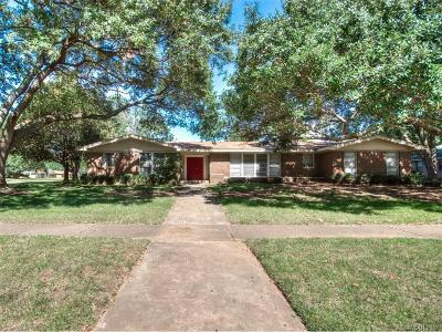 Greenacres, Greenacres Place Single Family Home For Sale: 2301 Arlington Place