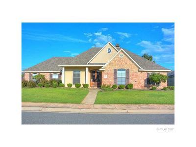 Bossier City Single Family Home For Sale: 105 Antietam Drive