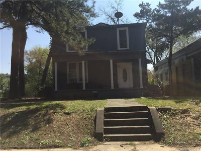 Shreveport Multi Family Home For Sale: 429 Boulevard Street