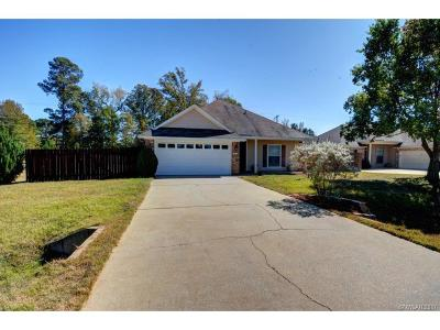 Haughton Single Family Home For Sale: 301 Camden Hill