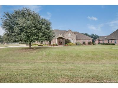 Bossier City Single Family Home For Sale: 224 Stillwater Place