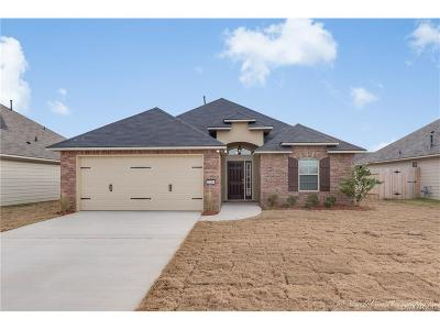 Bossier City Single Family Home For Sale: 3214 Dublin Way